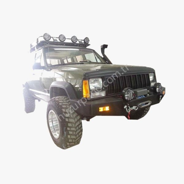 Jeep Cherokee XJ Demir Offroad Tampon