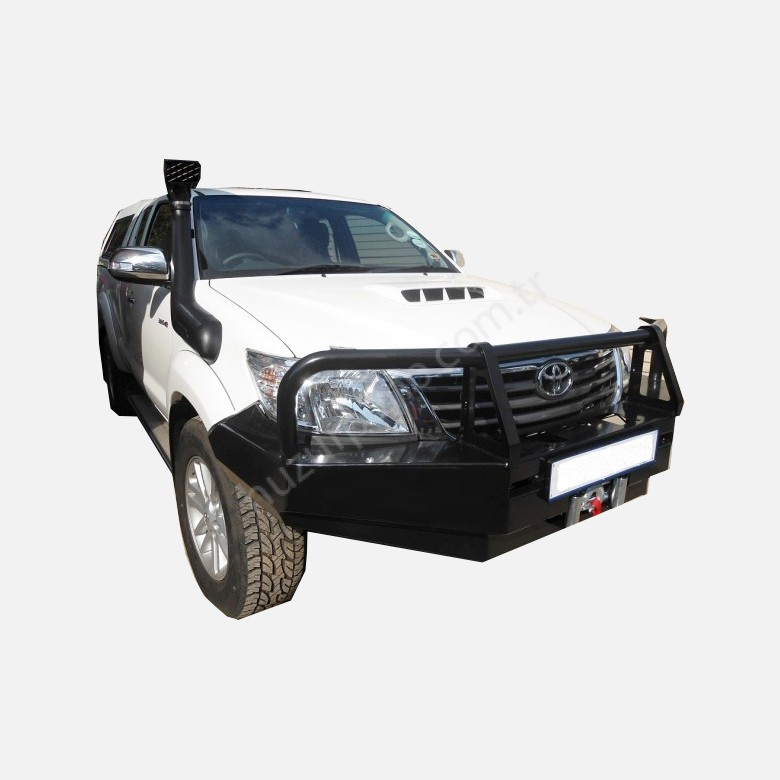 Toyato hilux 2005 on tampon