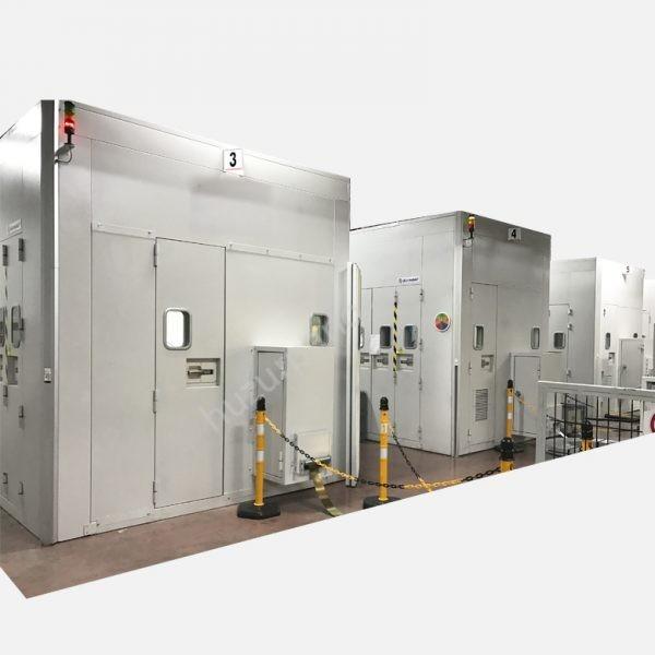 hydraulic eccentric press cabinets
