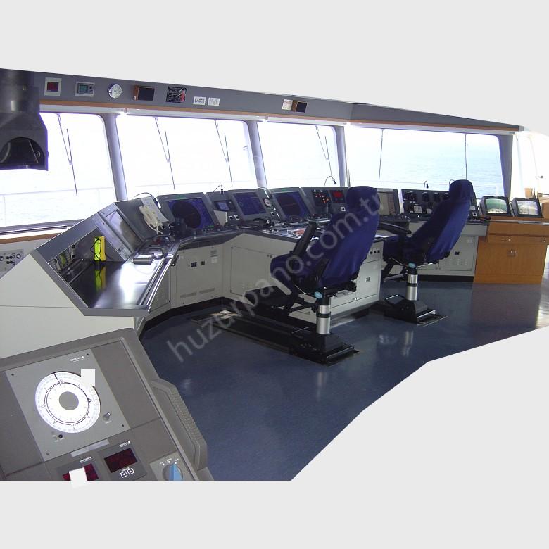 ship console