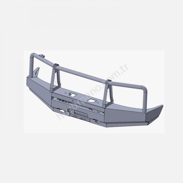 lcvx80 bumper
